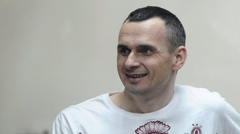 Украинский омбудсмен прибыла к колонию в ЯНАО для встречи с Сенцовым