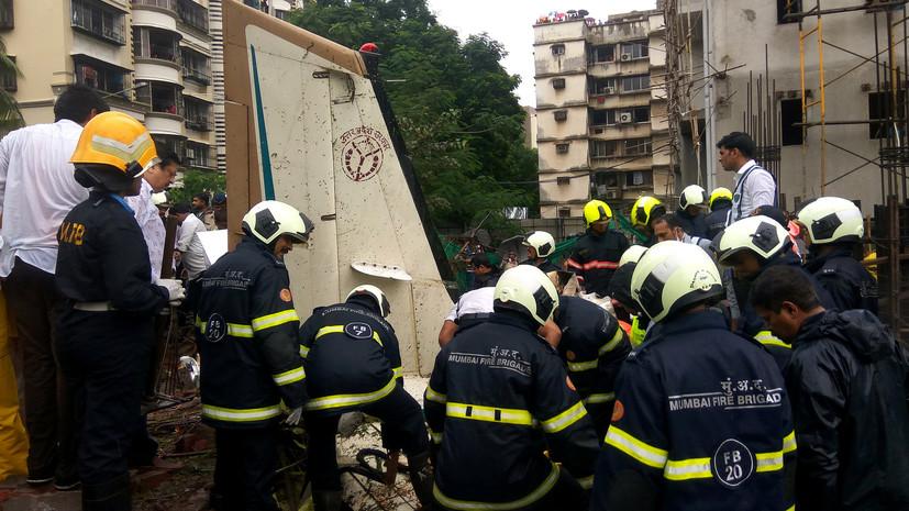 СМИ: В Мумбае в результате крушения лёгкого самолёта погибли пять человек