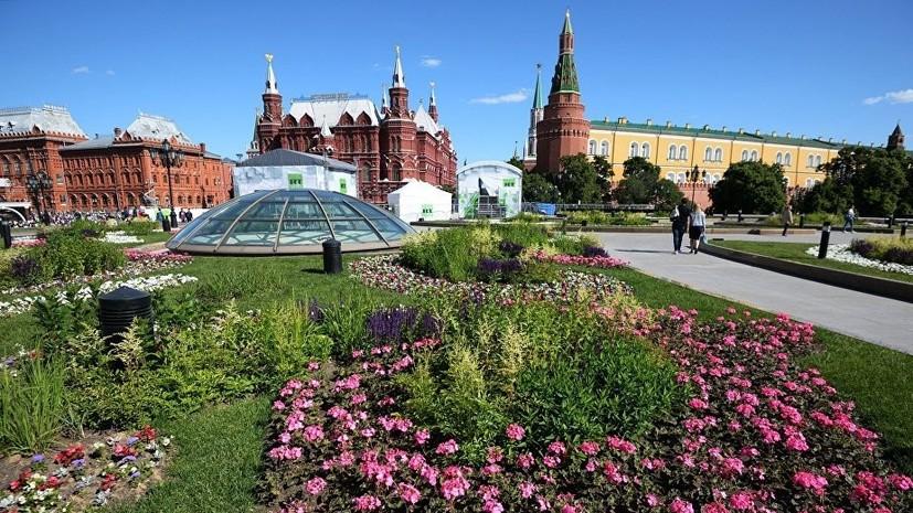 В Москве 29 июня объявлен «жёлтый» уровень погодной опасности