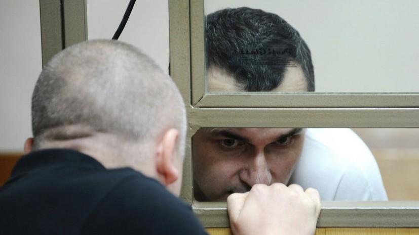 Москалькова выразила недоумение в связи с действиями украинского омбудсмена в поездке к Сенцову