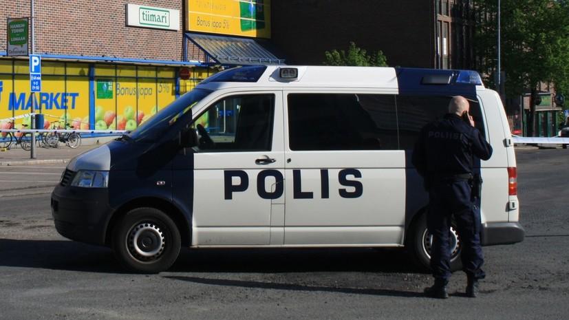 Полиция Хельсинки приступила к подготовке саммита США и России