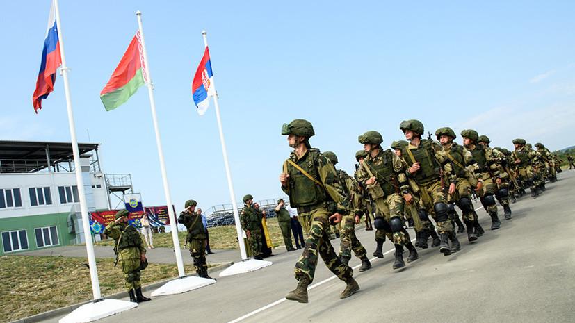 Три страны, тысяча военных и новейшая техника: как проходили международные учения «Славянское братство — 2018»