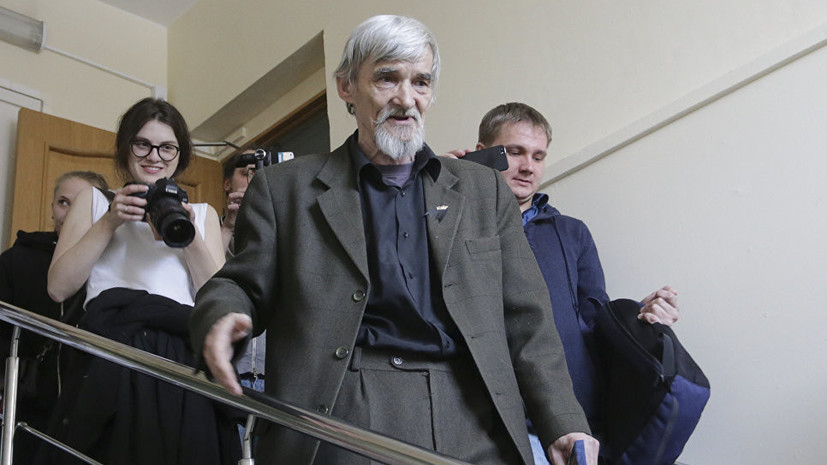 Суд арестовал главу карельского «Мемориала»