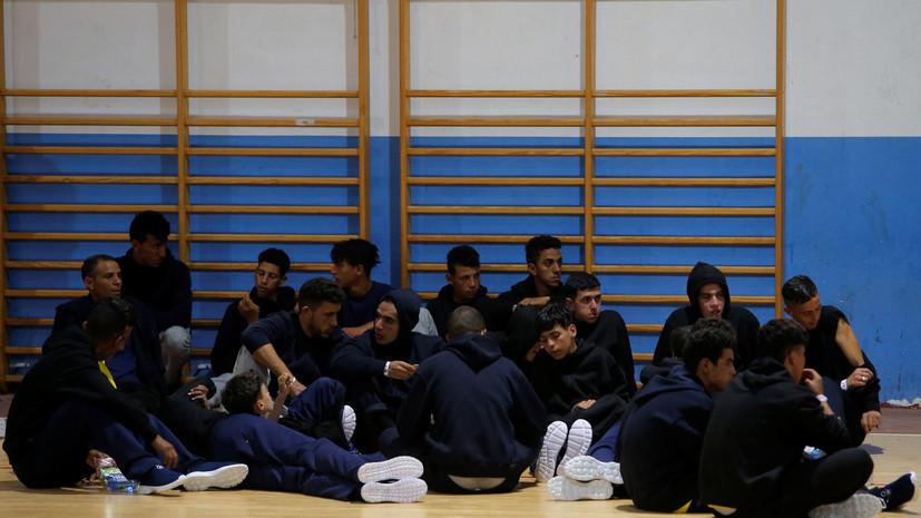 В МИД России предложили привлечь представителей беженцев к обсуждению проблемы миграции