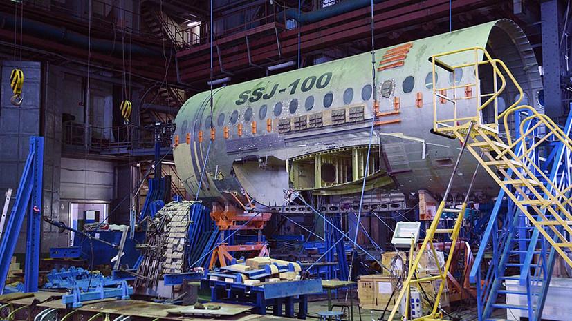 Правительство выделит 3,2 млрд рублей на исследования в авиастроении