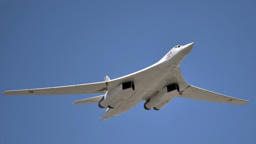 Восемь бомбардировщиков Ту-160 и Ту-95МС отремонтируют в России до конца года