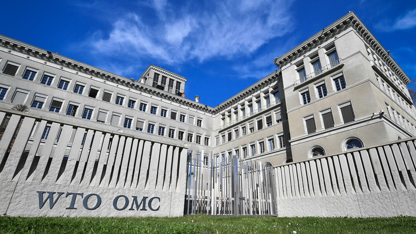 Большой вопрос: Россия подала иск в ВТО из-за американских пошлин на сталь и алюминий