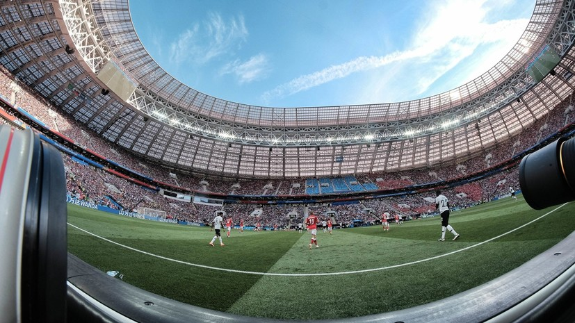 ФИФА рекомендовала сборной России не тренироваться в «Лужниках» перед матчем ЧМ с Испанией