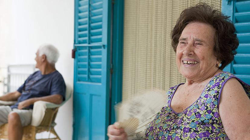 Удивительный возраст: итальянские учёные установили, что риск смерти перестаёт расти после 105 лет