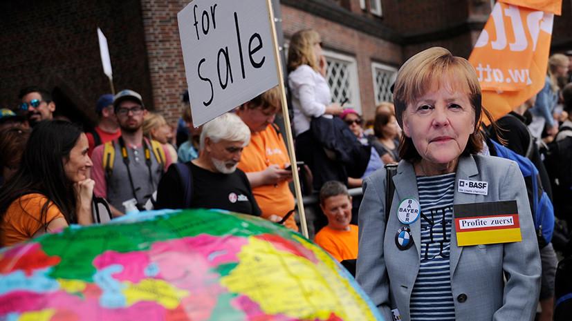 «Германия откупается от своих проблем»: помогут ли договорённости ЕС по беженцам сохранить правящую коалицию ФРГ