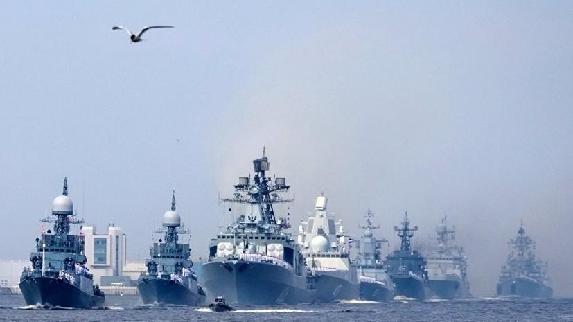 Военный эксперт прокомментировал заявление Киева о невозможности противостоять ВМФ России