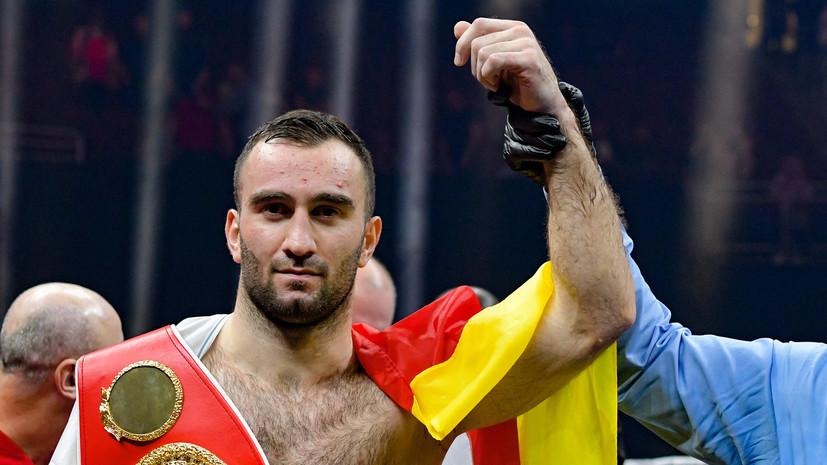 Дзагоев пожелал Гассиеву победы в поединке с Усиком