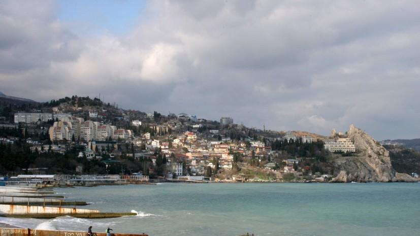 В Крыму рассказали об увеличении потока украинских туристов