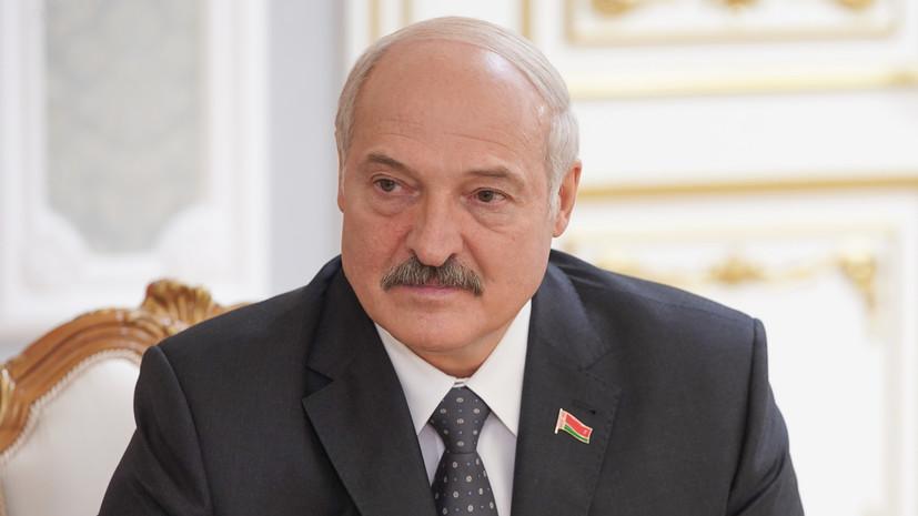 Лукашенко призвал КГБ бороться с терроризмом