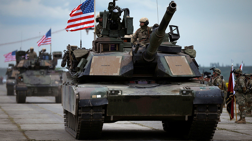 «Американцы просто разыгрывают польскую карту»: что стоит за заявлениями о возможном выводе войск США из Германии