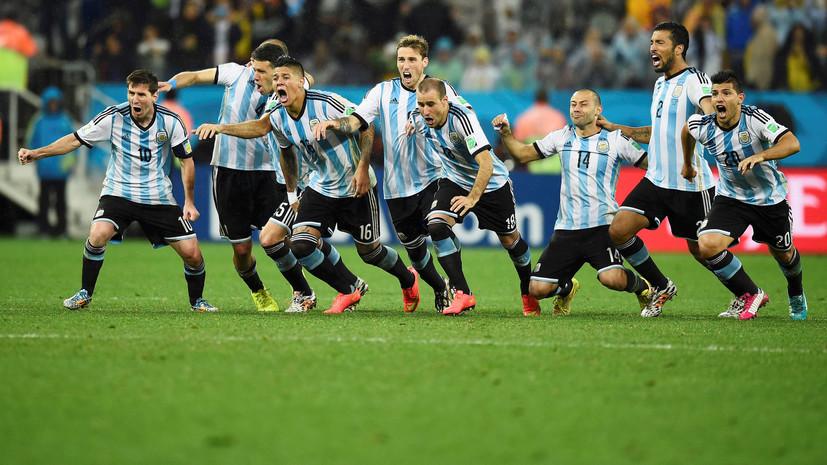 Сборные Франции и Аргентины определились со стартовыми составами на матч 1/8 финала ЧМ-2018