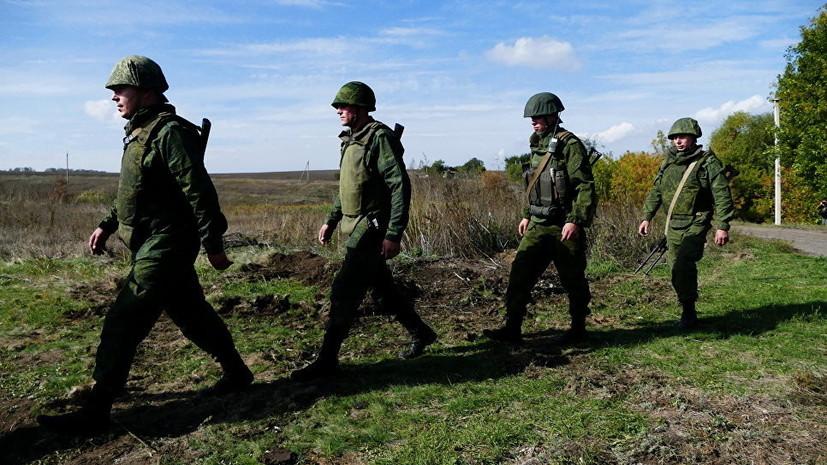 В ДНР заявили о готовности к «хлебному перемирию» с 1 июля