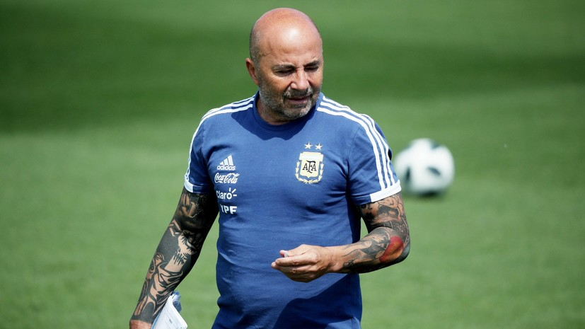 Сампаоли рассказал, уйдёт ли в отставку с поста главного тренера сборной Аргентины