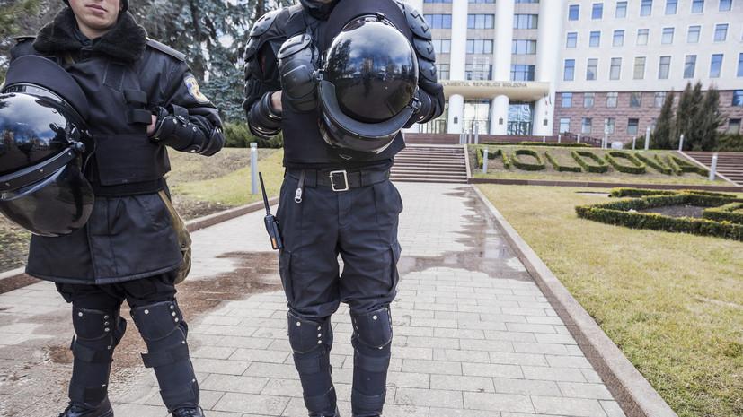 В Кишинёве убит сын бывшего посла Молдавии в России