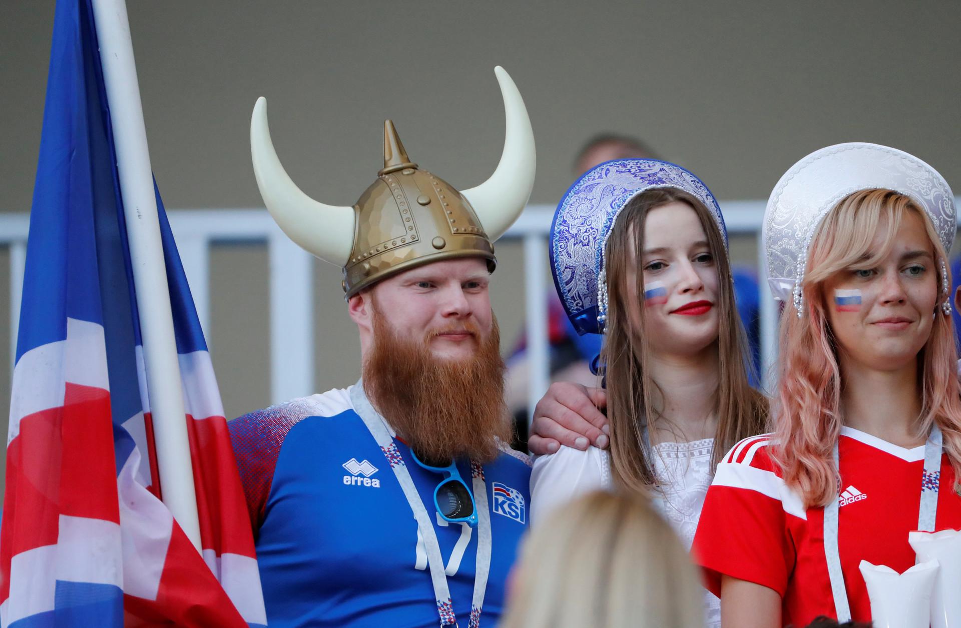 Исландия фото народ