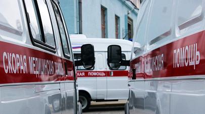Десять детей пострадали при возгорании в иркутском ТЦ