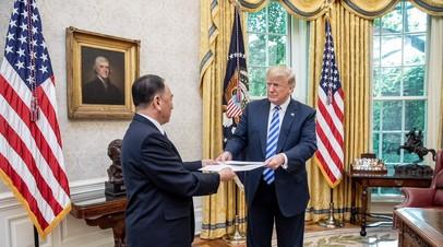 «В этой войне победивших не будет»: как американские СМИ критикуют Трампа в преддверии саммита с КНДР