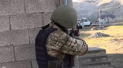 В НАК сообщили о ликвидации в Дагестане главаря вооружённой банды