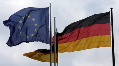 В Германии прокомментировали законопроект о наказании за исполнение санкций против России