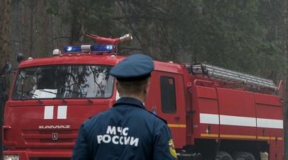 Скончался пострадавший при пожаре в Оренбурге трёхлетний мальчик