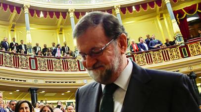 Экс-премьер Испании покидает пост главы Народной партии
