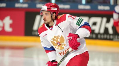 Хоккеист Кручинин перешёл из «Трактора» в СКА