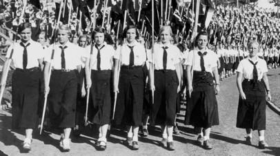 Спортивный праздник, Германия, Берлин, 1936 г.