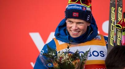 Норвежская спортсменка снялась в мужском журнале #11