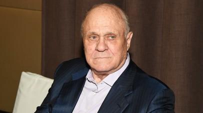 Владимир Меньшов выразил соболезнования в связи со смертью Игоря Ляха