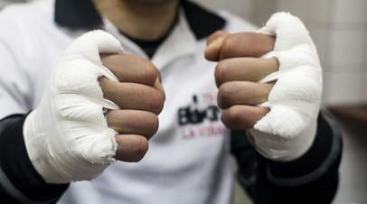 Шувалов занял должность заместителя генерального секретаря Федерации бокса России
