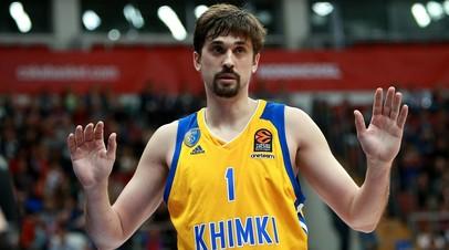 Мозгов оценил перспективы Шведа вернуться в НБА