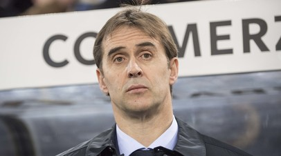 Лопетеги отправлен в отставку с поста главного тренера сборной Испании по футболу