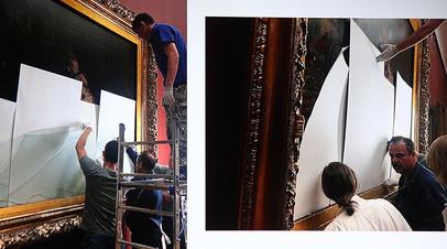 Повредивший картину Репина в Третьяковке заявил, что она оскорбляет чувства верующих