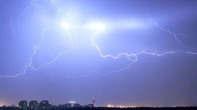 В Красноярском крае объявлено штормовое предупреждение