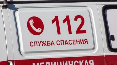 В Саратовской области в ДТП с участием микроавтобуса пострадали восемь человек