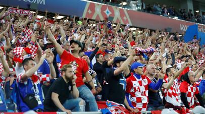 Более 30 тысяч зрителей посетили первый матч ЧМ-2018 в Калининграде
