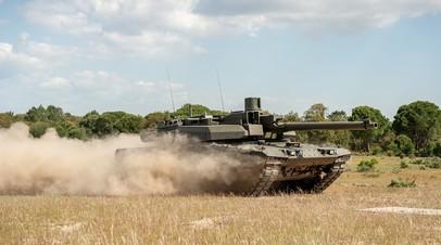 Иллюстрация EMBT с сайта компании Nexter Defense Systems