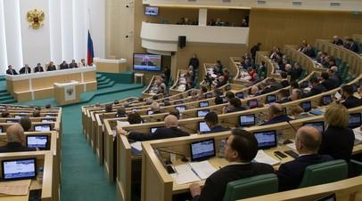 В Совфеде оценили заявления в Раде о «надвигающейся катастрофе» для Украины