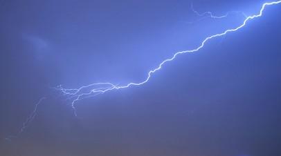 МЧС предупредило о сильном ветре и грозе в Татарстане 19 июня
