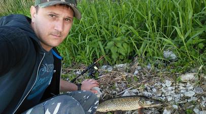 Борца с браконьерами заподозрили в незаконной ловле рыбы