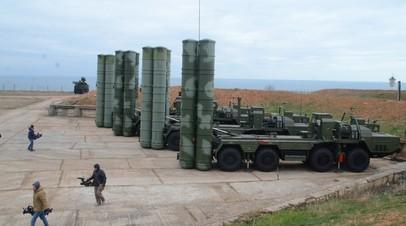 «Твёрдость политического курса»  почему Турция не готова отказаться от  российских С-400 ради американских F-35 4aac7804fedc3