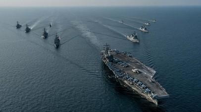 Южная Корея отменила военные учения ради дальнейшего диалога с КНДР