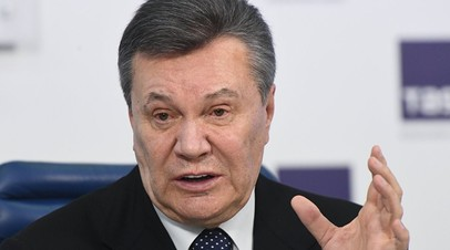 Защита Януковича обратилась с просьбой к послу США на Украине