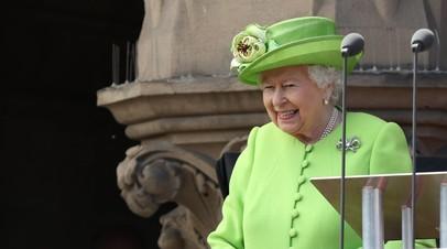 СМИ: Трамп встретится с королевой Елизаветой II