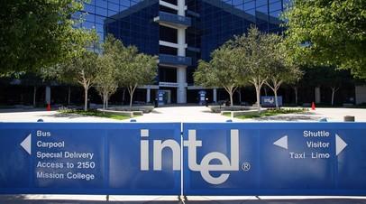 Глава Intel покидает свой пост из-за служебного романа
